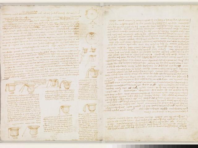 Một bản thảo có giá trị hơn 30 triệu USD nằm trong thư viện của biệt thự. Thư viện có diện tích 192 mét vuông, cũng là nơi Bill Gates đã cất giấu bản thảo Codex Leicester (Codex Leicester là một trong 5 quyển sách đắt tiền nhất thế giới hiện nay, nó chứa đựng những tinh hoa của của thiên tài Leonardo da Vinci để lại từ thế kỉ 16). Bill Gates đã mua bản thảo Codex Leicester trong một cuộc bán đấu giá vào năm 1994. Bản thảo này có giá lên đến 30,8 triệu USD.
