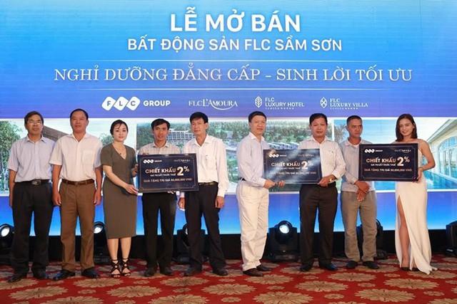 Khách hàng Ninh Bình quan tâm cơ hội đầu tư FLC Sầm Sơn - Ảnh 3.