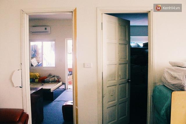 Thảo chọn thuê căn hộ có 2 buồng ngủ để vừa được ở cùng bạn, vừa có không gian riêng tư.