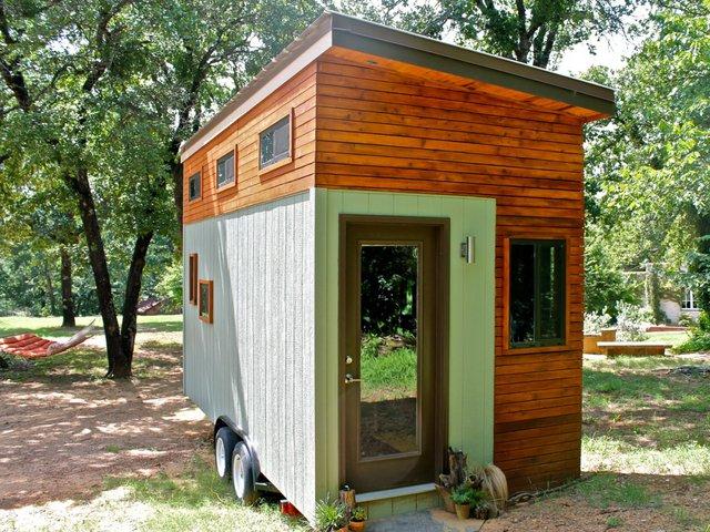 photo 5 1475574138017 Thiết kế căn nhà nhỏ di động 300 triệu đồng chất lừ của anh chàng độc thân