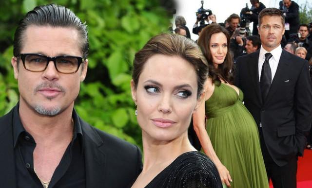 Jolie đệ đơn ly dị Pitt ngày 19-9 - Ảnh: Reuters