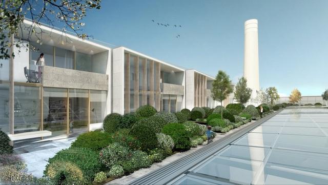 Trong toà nhà còn có 197 căn hộ cao cấp, 34 villa 2 tầng và 2 nhà penthouse. Được biết giá của căn hộ rẻ nhất ở đây sẽ khoảng 30 triệu USD.
