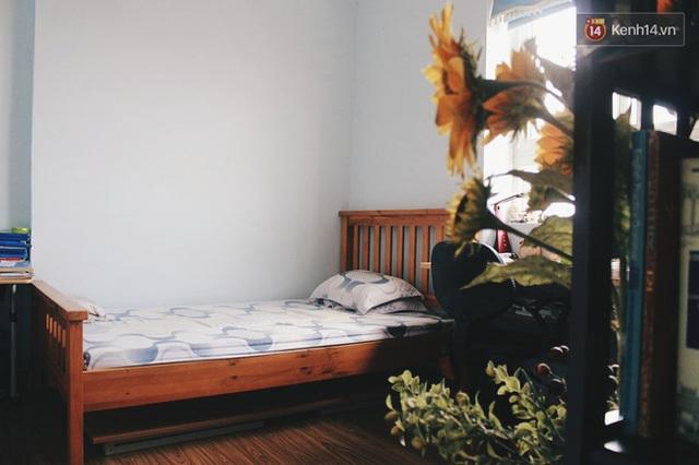 Buồng ngủ của Thảo.