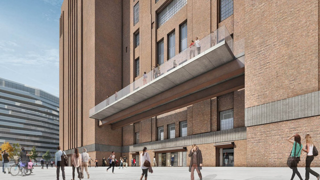 Đây là toà nhà xây bằng gạch lớn nhất London, nó đã xuất hiện trong phim The Dark Knight và The Kings Speech.