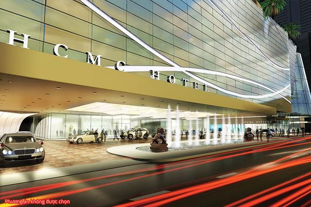 Công trình mới sẽ là một khu phức hợp trung tâm thương mại, dịch vụ, văn phòng, khách sạn, với quy mô xây dựng 40 tầng cao và 6 tầng hầm.