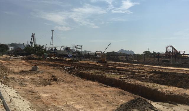 Một hai năm tới những khu vui chơi giải trí lớn sẽ hoàn thành ở Hạ Long