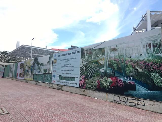 Dự kiến, ngày 9/12 toàn bộ dự án sẽ khai trương, kịp thời phục vụ nhu cầu ăn uống, vui chơi, mua sắm của người dân TP.HCM dịp tết.