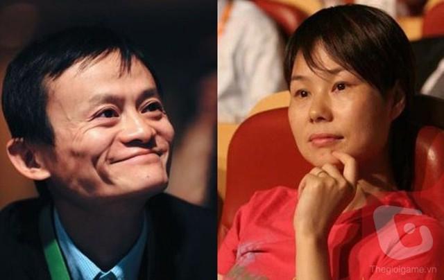 """""""Trương Anh trước là người đồng hành trên con đường sự nghiệp của tôi. Tôi có ngày hôm nay, cô ấy không có công lao thì cũng có khổ lao!, Jack Ma chia sẻ ."""
