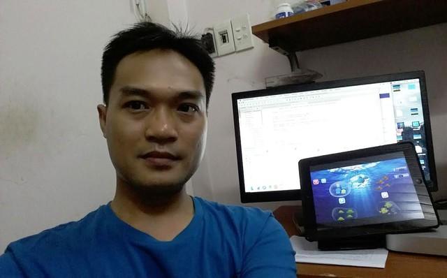 Nguyễn Thanh Tú, người vừa được Facebook trao gói hỗ trợ khởi nghiệp trị giá 40.000 USD.