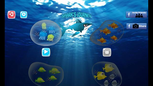 Shark Journey, game giúp Thanh Tú gặp hái được những thành công đầu tiên.