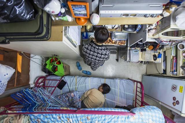 Ảnh: Tyrone Siu/Reuters