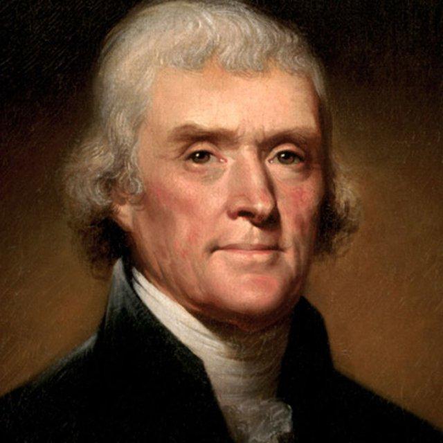 Thomas Jefferson, nhiệm kỳ 1801-1809, có lối sống phô trương khiến ông nợ nần chồng chất suốt cuộc đời. Đáng buồn, khả năng quản lý bất động sản yếu kém khiến tài sản của Jefferson lần lượt ra đi. Cuối đời, ông xin bán đất để trả nợ nhưng không được chính quyền bang Virginia đồng ý. Sau khi Jefferson qua đời, nhà chức trách tịch thu tài sản của ông, khiến người con gái phải sống nhờ các tổ chức từ thiện.