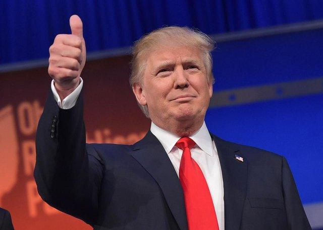 Ông Trump phản đối mạnh mẽ các hiệp định thương mại tự do vì cho rằng chúng cướp việc của người Mỹ. Ảnh: USA Today