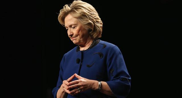 Người dân Mỹ mất lòng tin vào bà Clinton bởi hàng loạt vấn đề. Ảnh: AFP