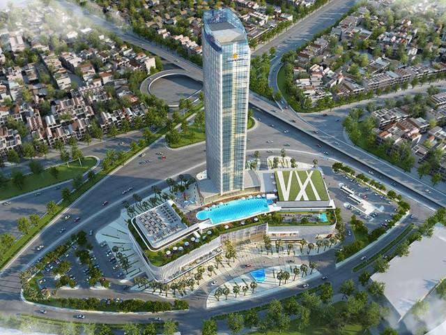 Vingroup bắt đầu xây tòa nhà cao nhất duyên hải Bắc Bộ tại Hải Phòng