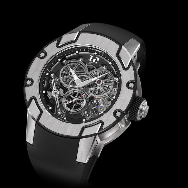 Kết quả hình ảnh cho RM 031 - đồng hồ chính xác nhất