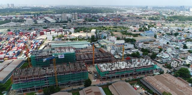 Theo CBRE Việt Nam, BĐS sẽ được hưởng lợi lớn từ các dự án metro đô thị.