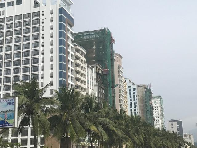 Sau Nha Trang, Đà Nẵng là địa phương hiện có số lượng dự án condotel lớn nhất cả nước. Đa số các dự án này đều nằm trước mặt biển.