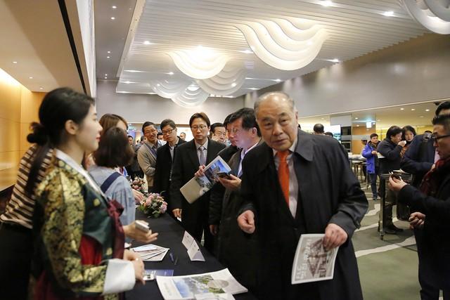 Sự kiện thu hút sự tham dự của hơn 400 khách mời.