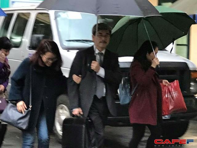 Luật sư Huy Thiệp là người bào chữa cho bị cáo Hà Văn Thắm