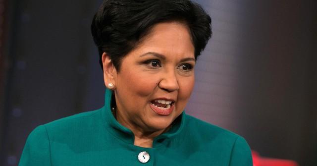 Nữ CEO Indra Nooyi của PepsiCo.