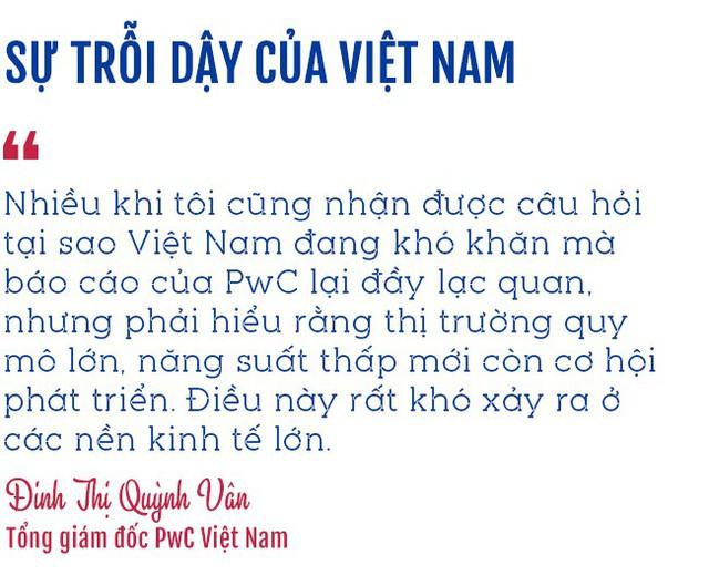 Tổng giám đốc PwC Việt Nam: Năm 2050 Việt Nam có thể nằm trong 20 nền kinh tế lớn nhất thế giới - Ảnh 1.