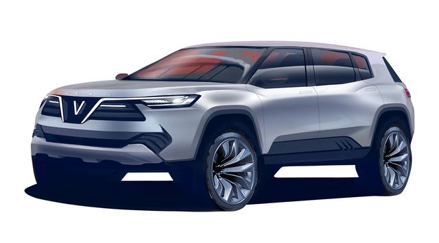 Thiết kế mang tầm vóc của những chiếc siêu xe với đường nét thể thao, mạnh mẽ.