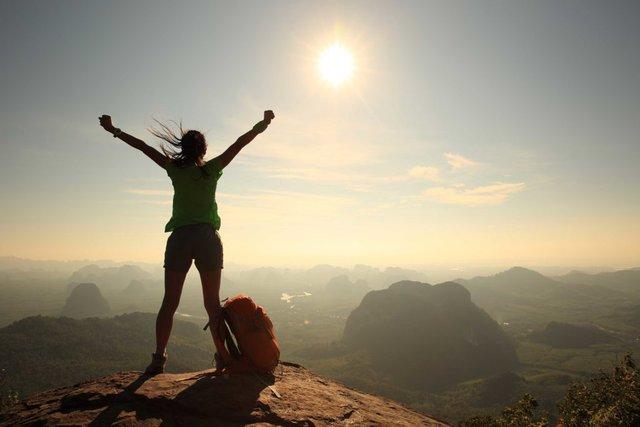 Rèn luyện mỗi ngày để có bản lĩnh vượt qua mọi thử thách.