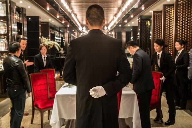 Giới nhà giàu Trung Quốc muốn thuê quản gia theo phong cách quý tộc phương Tây.