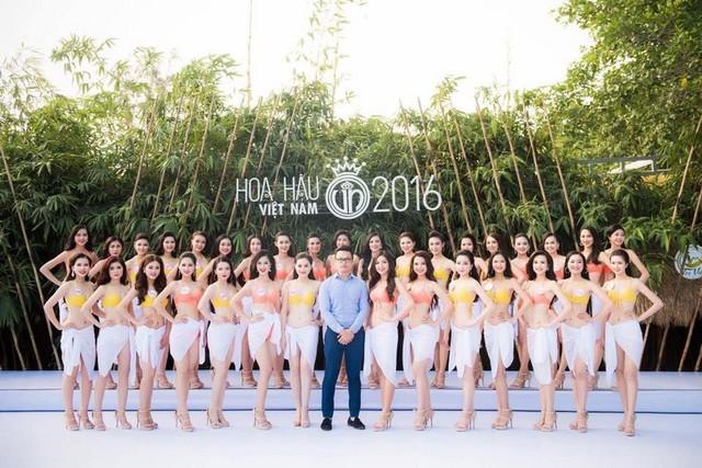 Làng du lịch Tre Việt từng là nơi đồng hành của cuộc thi Hoa Hậu Việt Nam 2016.