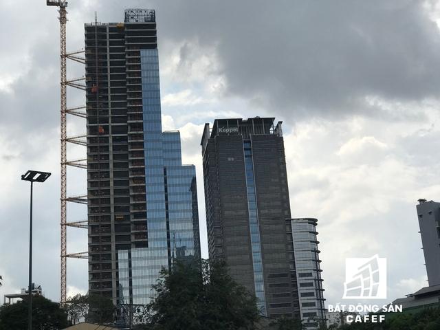 Toà cao ốc Sai Gon Centre ngay trung tâm quận 1, TP.HCM