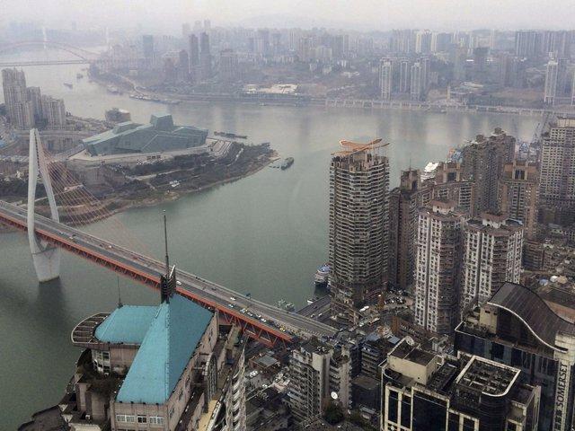 Trung Quốc mới chỉ bắt đầu…