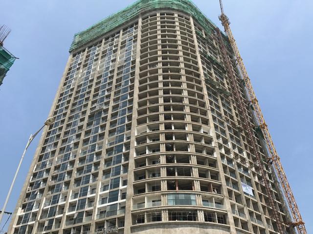 Anphanam Luxury Apartments đã cất nóc