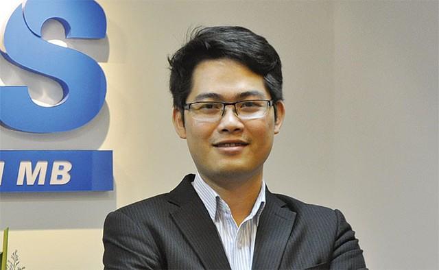 Ông Trần Hoàng Sơn – Giám đốc chiến lược thị trường CTCK MBS