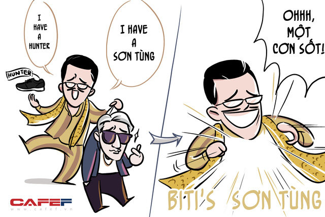 Nhờ vô tình xuất hiện trong sản phẩm âm nhạc mới nhất của 2 thần tượng đình đám trong giới trẻ là Sơn Tùng MTP và Soobin Hoàng Sơn, cái tên Bitis đã được giới trẻ nhắc trên mạng xã hội những ngày qua nhiều hơn... 10 năm trước đó cộng lại. Bitis Hunter từ một sản phẩm rất bình thường đã trở thành hot item được thèm muốn.
