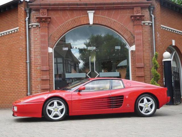 Đây là một chiếc xe đồ chơi, nhưng mức giá 97.000 USD sẽ nhắc bạn rằng nó là một chiếc xe Ferrari.