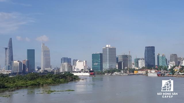 Những tòa nhà cao nhất TP.HCM, trong đó Saigon One Tower chiếm vị trí thứ 3