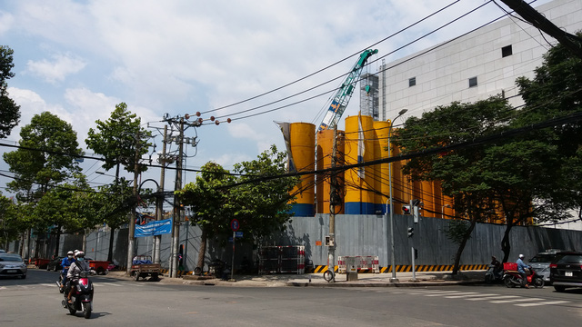 Khu đất giáp 2 mặ tiền đường Nguyễn Đình Chiểu - Nguyễn Bỉnh Khiêm, quận 1