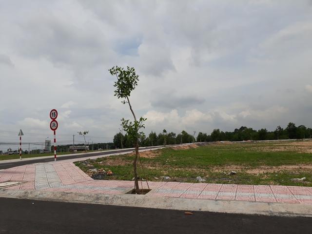 Đất nền Đồng Nai bị ảnh hưởng do tình trạng kẹt xe ở trạm BOT.