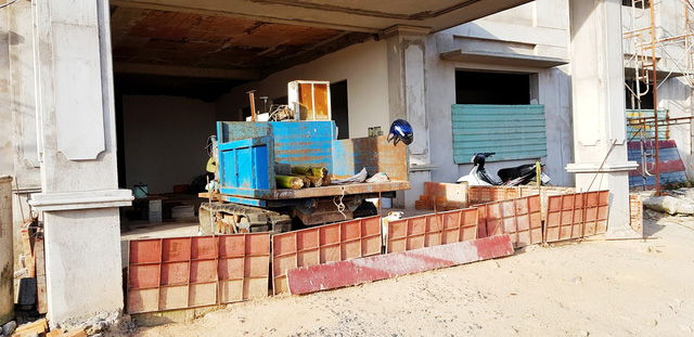 [Video+Ảnh] Tá hoả khi đến thăm căn nhà bỏ hoang ven biển, nơi đặt đại bản doanh của KSA & BII - Ảnh 20.