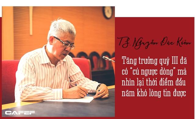 Ông Nguyễn Đức Kiên: Kinh tế Việt Nam tăng trưởng ngoạn mục khiến nhiều dự báo trở nên lạc hậu - Ảnh 2.