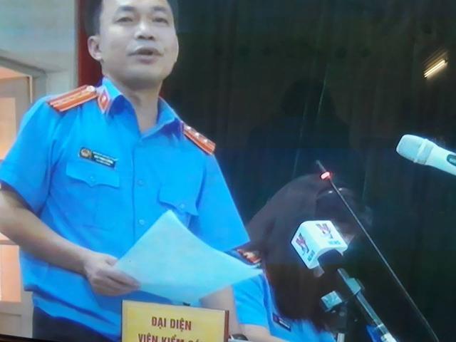 Phiên tòa chiều 22/9: VKS cho rằng việc cáo buộc Nguyễn Xuân Sơn hành vi tham ô tài sản là không sai - Ảnh 1.