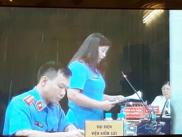 Phiên tòa sáng 14/9: Đại diện VKS chuẩn bị đề nghị mức án đối với Hà Văn Thắm cùng các đồng phạm - Ảnh 1.