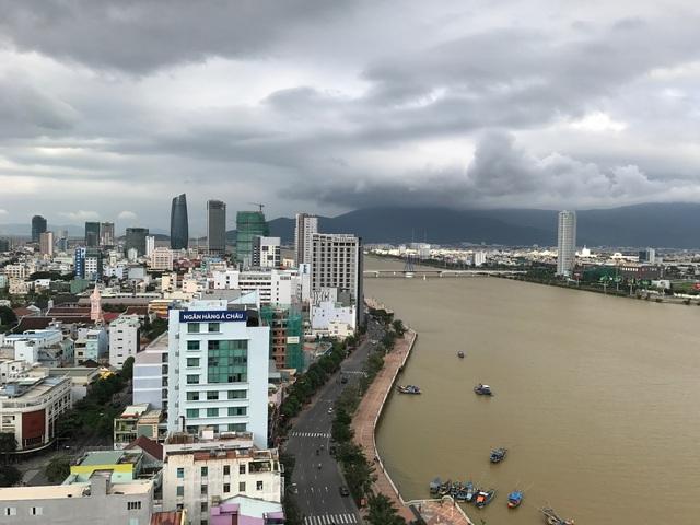 Khu vực sẽ được quy hoạch xây dựng Quảng trường TP Đà Nẵng trong tương lai