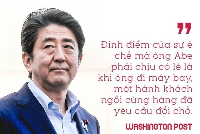Thủ tướng Nhật Bản Shinzo Abe: Trở lại đỉnh vinh quang từ vũng lầy, làm nên lịch sử sau khi mất tất cả - Ảnh 3.