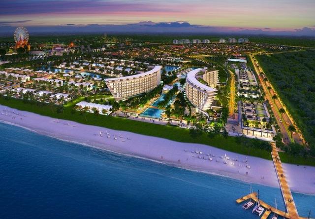 Grand World Phú Quốc, tài sản lớn nhất trong danh mục sở hữu của LDG