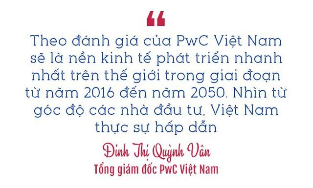 Tổng giám đốc PwC Việt Nam: Năm 2050 Việt Nam có thể nằm trong 20 nền kinh tế lớn nhất thế giới - Ảnh 5.
