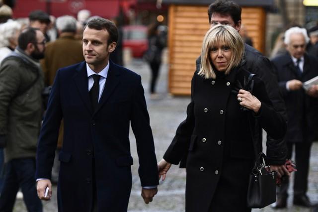 Brigitte Trogneux là cố vấn đắc lực của chồng.