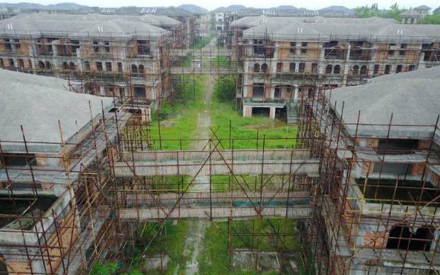 Tổ hợp căn hộ xa hoa này vốn được đầu tư khoảng 300 triệu nhân dân tệ