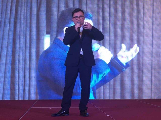 Ông Nguyễn Duy Hưng, Chủ tịch Công ty Chứng khoán Sài Gòn (SSI)